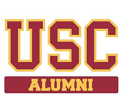 Amazon Com Wincraft Usc Trojans Alumni 4 X5 Die Cut Decal University Of Southern California Sports Outdoors