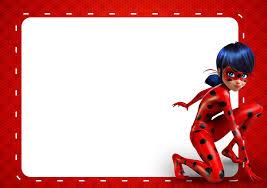Kit Imprimible Prodigiosa Ladybug Gratis Crear Invitaciones De