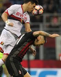 Lucas Ocampos - Lucas Ocampos Photos - AC Milan v Genoa CFC - Serie A -  Zimbio