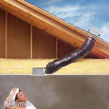 how to repair a bathroom fan the
