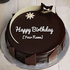 create birthday cake images with name