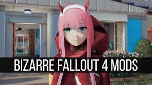 Bizarre Side of Fallout 4 Mods ...