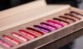 mac cosmetics snowball mini lipstick kit