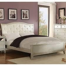 Furniture of America Beds Adeline CM7282EK-BED King Upholstered ...