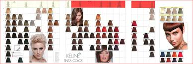 beautiful keune hair color chart images