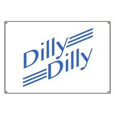 Dilly Dilly Banner By Thepixelgarden Cafepress