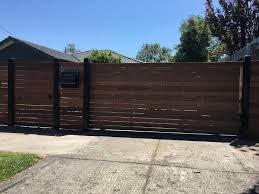 Nailed It Fencing Automatic Sliding Gates