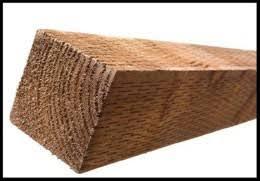 Timber Posts 8ft X 3x3