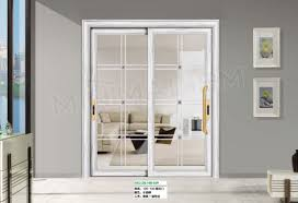 europe standard aluminium sliding door