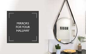 hallways wall mirrors for your home