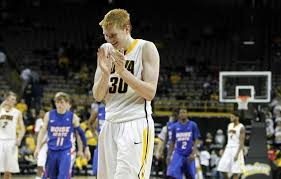 Iowa freshman Aaron White plays with an attitude | The Gazette