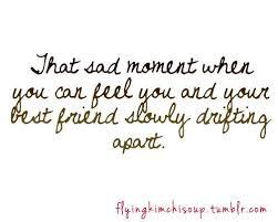 sad friendship quotes best deep sayings feel love