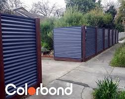 Colorbond Fencing Melbourne Fencing Decking
