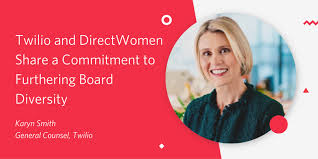 Twilio's General Counsel Karyn Smith Selected for DirectWomen Board  Institute - Twilio