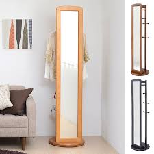 rotate hanger with mirror hanger rack
