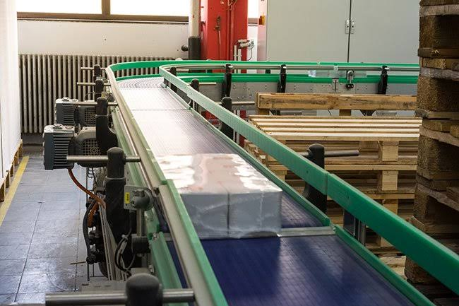 Image result for Applications of Conveyor Belts""