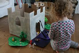 diy castle story box the imagination