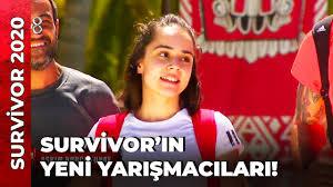 Yeni Yarışmacılar Adaya Geldi! | Survivor Ünlüler Gönüllüler - YouTube
