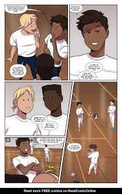 Read Online Fence Comic Issue 3