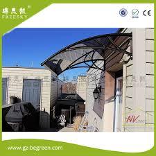 sun shade canopy balcony cover uv rain