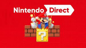 Nintendo Direct ...