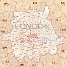 London postal district - Wikipedia