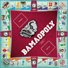 College Monopoly Board Games