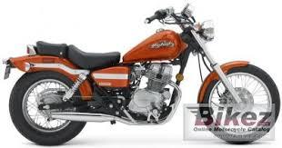 2005 honda cmx 250 rebel specifications