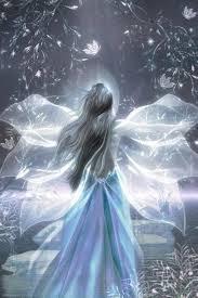 fairy in the moonlight | Beautiful fairies, Fairy art, Fantasy art
