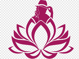 Health Fitness And Wellness Meditation Well Being Decal Reiki Others Purple Logo Sticker Png Pngwing