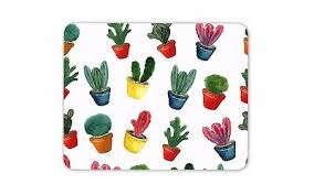 mouse mat pad plant gardener mexican