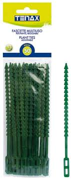 Green Tenax 72120942 Plastic Poultry Fence