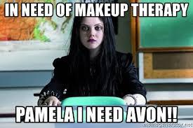 makeup therapy pamela i need avon