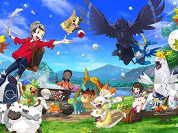Pokemon Sword and Shield Nintendo Switch Version Full Game Free ...