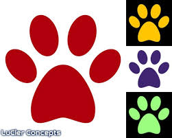 Dog Paw Print Decals Pet Animal Wall Window Floor Stickers Big Set For Sale Online Ebay
