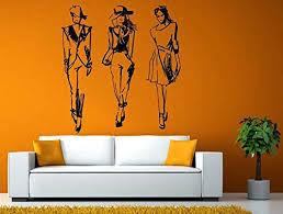 Amazon Com Wall Decals Cute Shopping Vinyl Decal Shopping Decal Shopping Wall Art Girls Bedroom Decor Bedroom Wall Decal Bedroom Vinyl Girls Decal Made In Usa Fast Delivery Home Kitchen