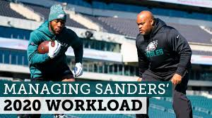 Why Duce Staley is happy in his current role with Eagles | RSN