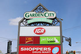 strip malls garden city ping centre