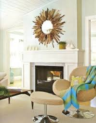 sunburst driftwood mirror decor ideas
