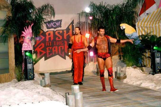Rumor: WWE Suing AEW For Bringing Back Bash At The Beach 2