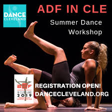 adf in cle summer dance work