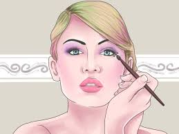 how to put on makeup for wikihow