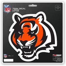 Amazon Com Fanmats Nfl Cincinnati Bengals Unisex Cincinnati Bengals Decal Die Cutcincinnati Bengals Decal Die Cut Team Color 8x8 8162029207 Sports Outdoors