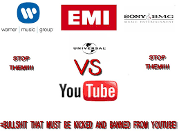 Stop Sony/UMG/WMG/EMI block and kick your YouTube Videos and Accounts -  Posts   Facebook