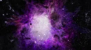 purple galaxy wallpaper free hd