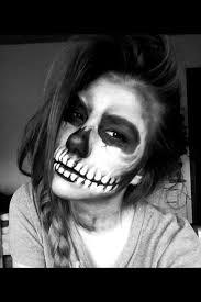 happy #halloween #black #white #skeleton - image #1294348 on Favim.com