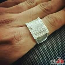 diamond ring pinky custom rick ross