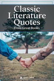 classic friendship quotes from literature hooked to books