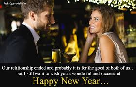 happy new year wishes for ex girlfriend happy new year wishes