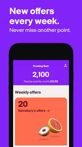 nectar collect points app